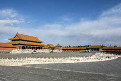 Taihe palace Stock Photography