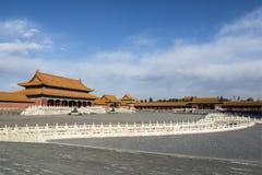 Taihe palace Stock Photography