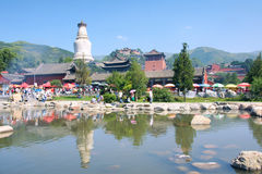 Taihuai scenery Royalty Free Stock Image