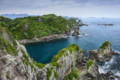 Taiji, Wakayama, Japan at the Cove Royalty Free Stock Images