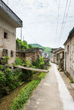 Taijihu village scenery Royalty Free Stock Photography