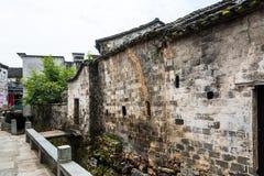 Taijihu village scenery royalty free stock image