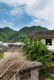 Taijihu village scenery stock photography