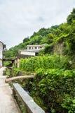 Taijihu village scenery Stock Photos