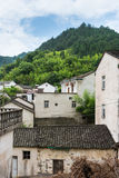 Taijihu village scenery Royalty Free Stock Photo