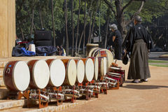 Taiko Royalty Free Stock Photography