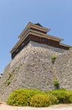 Taiko (Drum) Turret of Matsuyama castle, Japan Royalty Free Stock Photo
