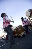 Taiko Drums 15 Royalty Free Stock Photos