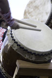Taiko Drums Royalty Free Stock Photography