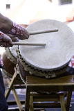 Taiko Drums 3 Stock Photography