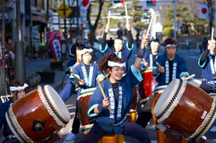 Taiko Japan Stock Image