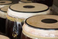 Taiko traditional drum Stock Images