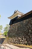Taiko turret of Matsue castle (1611), Japan Royalty Free Stock Photography