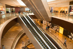 TaiKoo Hui shopping centre Stock Image