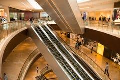 TaiKoo Hui shopping centre Stock Image