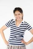 Tailândia adolescente Imagem de Stock Royalty Free
