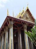 Tailândia Banguecoque - Banguecoque ornamentado Fotografia de Stock Royalty Free