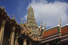 Tailândia, Banguecoque, cidade imperial Imagem de Stock Royalty Free