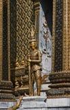 Tailândia, Banguecoque, palácio imperial Imagens de Stock Royalty Free
