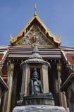Tailândia, Banguecoque, palácio imperial Fotos de Stock