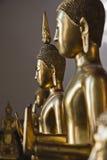 Tailândia, Banguecoque, Pranon Wat Pho Fotos de Stock