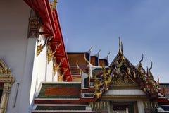 Tailândia, Banguecoque, Pranon Wat Pho Fotografia de Stock Royalty Free