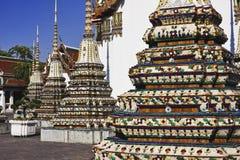 Tailândia, Banguecoque, Pranon Wat Pho Imagem de Stock Royalty Free