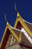 Tailândia, Banguecoque, templo budista Fotografia de Stock Royalty Free