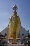 Tailândia, Banguecoque, templo de Indrawiharn Foto de Stock