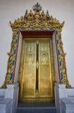 Tailândia, Banguecoque, templo de Indrawiharn Fotografia de Stock Royalty Free