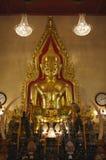 Tailândia, Banguecoque, templo de Traimit Foto de Stock