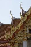 Tailândia, Banguecoque, templo de Traimit Imagens de Stock