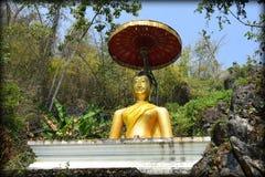 Tailândia buddha Fotografia de Stock Royalty Free