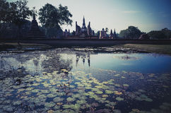 Tailândia histórica imagens de stock