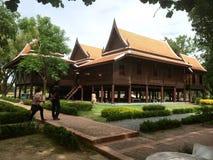 Tailândia home antiga Imagem de Stock