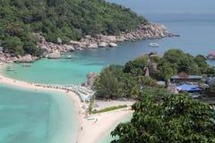Tailândia Koh Tao Fotografia de Stock Royalty Free