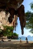 TAILÂNDIA KRABI Fotografia de Stock
