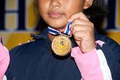 Tailândia Open Karaté-faz o campeonato 2013 Imagens de Stock