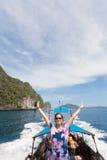 Tailândia - phi da phi de Ko Imagens de Stock Royalty Free