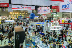 Tailândia Photofair Fotos de Stock Royalty Free