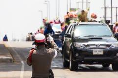 Tailândia polic imagens de stock royalty free