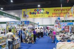 Tailândia uma expo 2015 da compra de parada Imagem de Stock Royalty Free