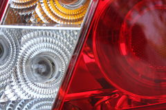 Tail Lamp Stock Photography