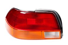 Tail lamp Stock Image