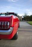 Tail Light. On a Classic Car Stock Photos