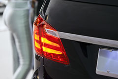 Tail light Royalty Free Stock Photo