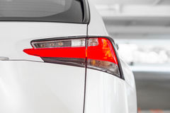 Tail light Stock Images