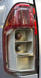 Tail light truck Stock Images