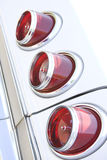 Tail Lights Royalty Free Stock Photography