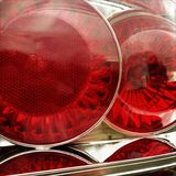 Tail lights Stock Photos
